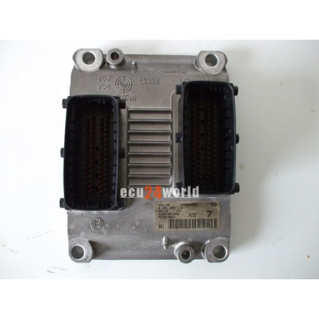 ECU ALFA ROMEO 166  3,2  0261208119 ME731A034 VIRGIN PLUG AND PLAY