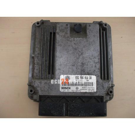 ECU VW TOURAN  2,0 TDI  0281011844 03G906016DR