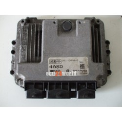 ECU FORD CMAX 1,6 TDCI  3M5112A650HD 4ASD 0281011533