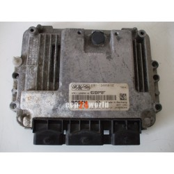 ECU FORD FOCUS 1,6 TDCI  0281011263 4M5112A650NE 6BMF