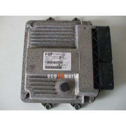 ECU FIAT PANDA 1,3 JTD  51758203
