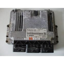 ECU FORD FIESTA  1,4  TDCI  BV2112A650ACD 0281019144