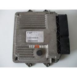 ECU FIAT PUNTO 1,3 JTD  55192093