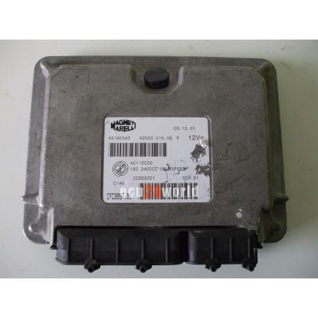 ECU FIAT STILO 2,4 55180343 CFC209F01