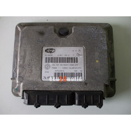 ECU FIAT PANDA 55196260 IAW4AFS5