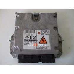 5800295 B371MEQ44B ECU NISSAN XTRAIL 2,2 DCI
