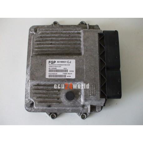 55198931 CJ MJD603S1 OPEL CORSA D 1,3 ECU