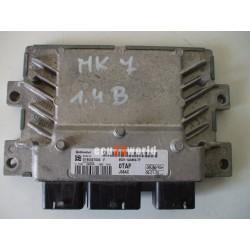 S180047003F 8V2112A650TF 0TAF FORD FIESTA ECU