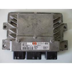 S180047012C AV2112A650CC 9KPC FORD FIESTA ECU