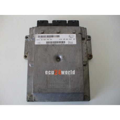 ECU JUMPER BOXER DUCATO 2,2 HDI  9666484280 9666360280