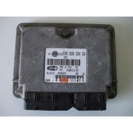 036906034CN VW GOLF IV1,6 16V ECU