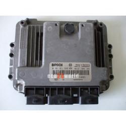 0281011549 RENAULT MEGANE SCENIC 1,9 DCI ECU