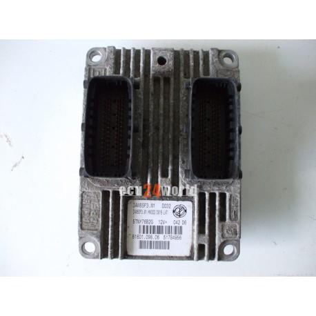 IAW5SF3M1 51784956 FIAT GRANDE PUNTO ECU