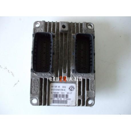 IAW5SFM3 51784960 FIAT 1,4 ECU