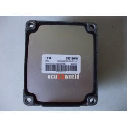 28019048 FFVL OPEL COMBO 1,6 CNG ECU
