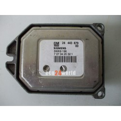 24443879 OPEL VECTRA 1,8 ECU