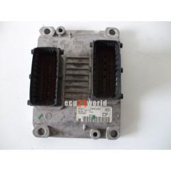 ECU OPEL ASTRA H  GTC KOMPUTER 0261208977 CF 55559857