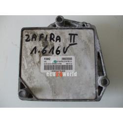ECU OPEL ZAFIRA B 1,6 CNG  28023583 FDMZ