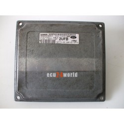 ECU FORD FIESTA  S118763002F 2UFB 2S6A12A650PC