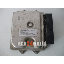 51896792 FIAT PANDA ECU VIRGIN PLUG AND PLAY