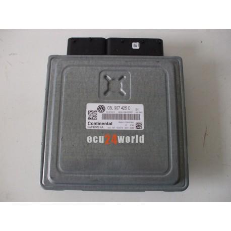 ECU VW GOLF VI 1,6 TDI  03L907425C
