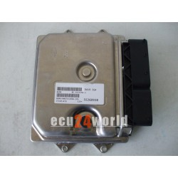 55260938 FIAT 500X JEEP ECU VIRGIN PLUG AND PLAY