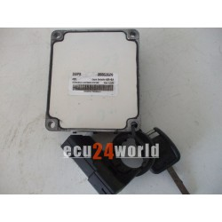 09353529 DBPB OPEL VECTRA B ECU SET