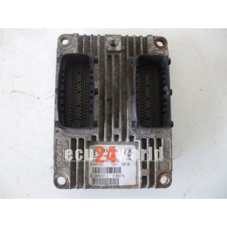 51865716 IAW5SF4.L9 FIAT DUCATO 3,0 CNG ECU
