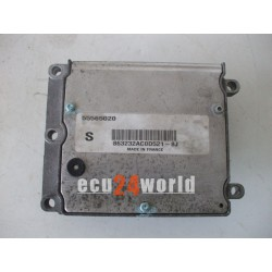 55565020 SAAB 9,3 2,0 TURBO ECU