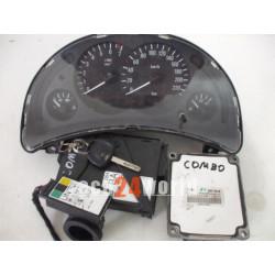 28019048 FBMG OPEL COMBO 1,6 CNG ECU SET