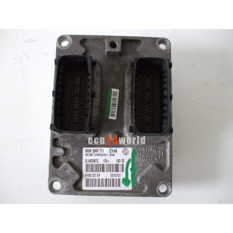 ECU FIAT STILO 1,6  IAW5NFT1 5518152 PLUG AND PLAY