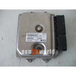 51904068 MJD8F3.G2 FIAT PUNTO EVO ECU PLUG AND PLAY