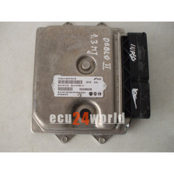 55246936 MJD8F3.D3 FIAT DOBLO ECU PLUG AND PLAY
