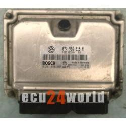 ECU VW LT  074906018H 0281010407