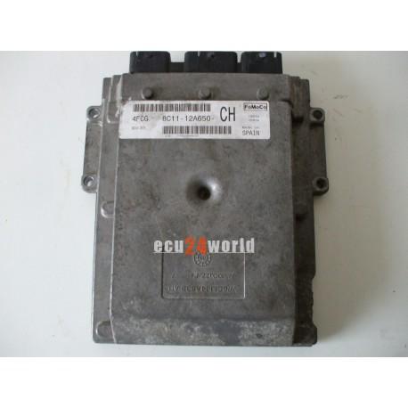 ECU FORD TRANSIT  8C1112A650CH 4FCG DCU201