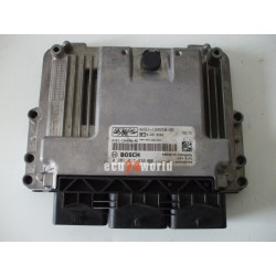 ECU FORD FIESTA  1,6 TDCI  AV2112A650RE 0281017930