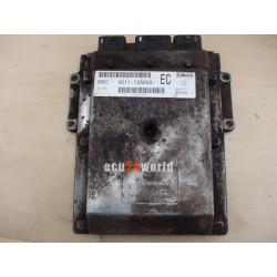 ECU FORD TRANSIT  AC1112A650EC 9HEC DCU209